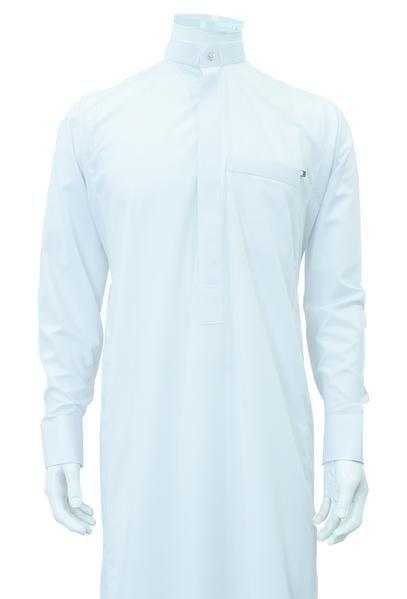 ثوب رجالي 3 زرار سوارفسكي Long Sleeve Blouse Fashion Sleeve Blouse