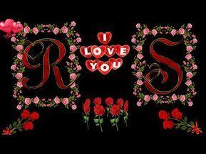 Beautiful R Stylish Alphabets Lettering Alphabet Pendant Set