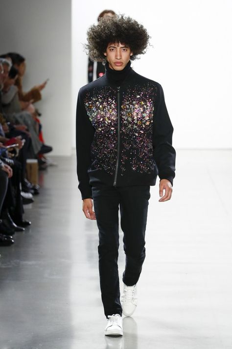 Libertine Fall 2018 Ready-to-Wear collection, runway looks, beauty, models, and reviews.
