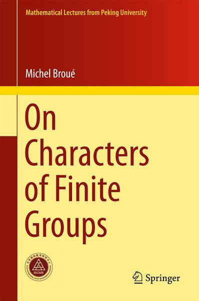 On Characters of Finite Groups Ebook Download #ebook #pdf