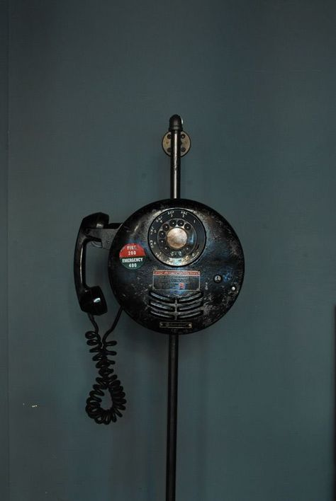 Early 1950's Explosion Proof #Telephone
