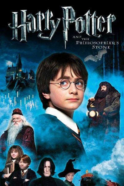 Harry Potter Ve Felsefe Tasi Harry Potter Film Poster