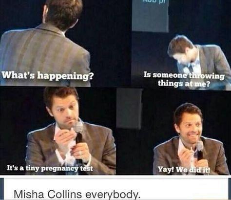 """Sometimes I hate how much I love Misha. << """"hate"""" and """"Misha"""" should never be in the same sentence together.<<<I love Misha omg Misha Collins, Supernatural Destiel, Castiel, Supernatural Tattoo, Supernatural Imagines, Supernatural Wallpaper, Sam Dean, Jared Padalecki, Jensen Ackles"""