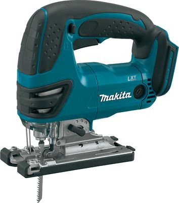 Details About Makita Xvj03z 18v Lxt Lithium Ion Cordless Jig Saw Tool Only Saw Tool Woodworking Jigsaw Best Jigsaw