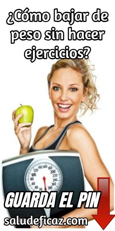 Bajar de peso en una semana ejercicios