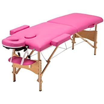 Naipo Table De Massage Pliante Professionnelle Cosmetique Portable Lit Table De Beaute Canape Pieds En Bois H En 2020 Table De Beaute Table De Massage Salle De Massage