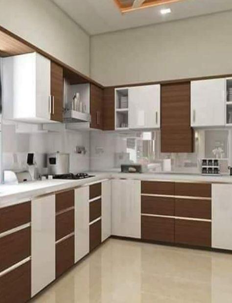 Kitchen Corner Wall Ideas 50 Ideas For 2019 In 2020 Kitchen Furniture Design Kitchen Interior Design Modern Modular Kitchen Cabinets