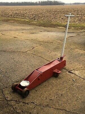 Ad Ebay Link 10 Ton Hydraulic Floor Jack Used In 2020 Floor Jack Hydraulic Pumping Car