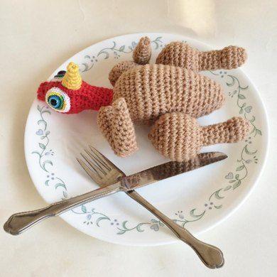 245 besten crochet only free, food toys Bilder auf Pinterest ...