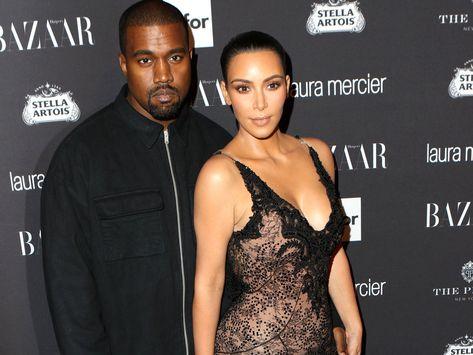 Kim Kardashian Grosszugiges Geschenk Von Kanye West Kardashian Kim Kardashian Und Kanye West
