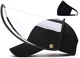 Cyb Detachable Black Full Face Hat Adjustable Baseball Cap For Men And Women In 2020 Mens Caps Makeup For Black Women Tattoos For Women Half Sleeve