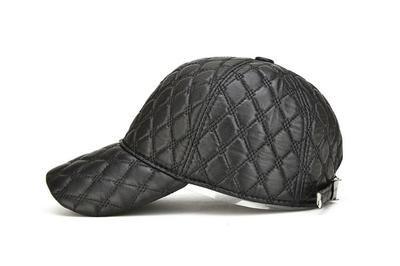 Fashion Plaid Winter Army Cap