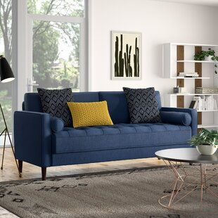 House Of Hampton Kohlmeier Chesterfield Sofa Wayfair Sofa Set Modern Furniture Living Room Sofa Design