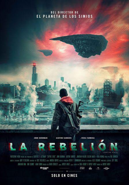 Rupert Wyatt Vuelve A La Ciencia Ficción Con Su Nueva Película La Rebelión Películas De Ciencia Ficción Peliculas Peliculas En Español Latino