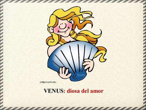 Venus Diosa Del Amor