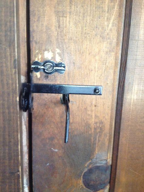 wooden door~House of History, LLC.