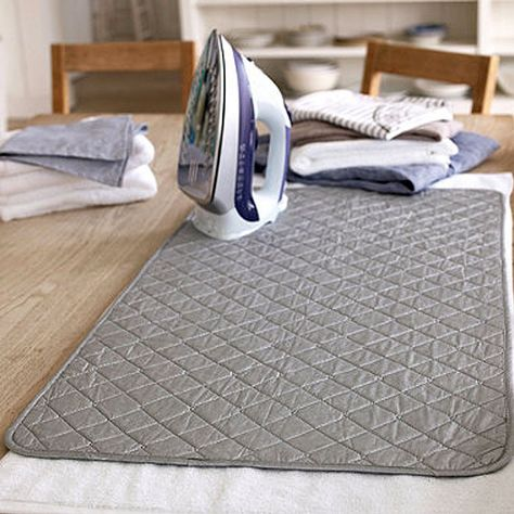 Magnetic Ironing Mat Ironing Pad Iron Board Dorm Room Accessories