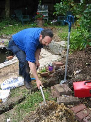 How To Install A Yard Hydrant Hydrant Diy Yard Yard