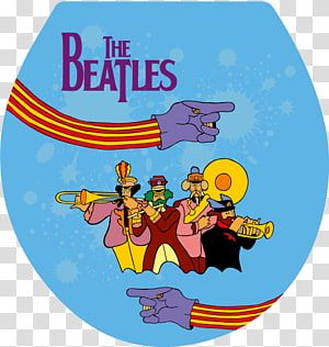 Help The Beatles Music Yellow Submarine Transparent Background Png Clipart Clip Art The Beatles Vinyl Record Artwork