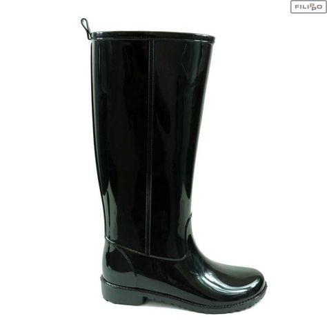 autentyczna jakość najtańszy style mody Kalosze KALOSZE THUNDER NERO 9027026 , Kalosze, Buty Damskie ...
