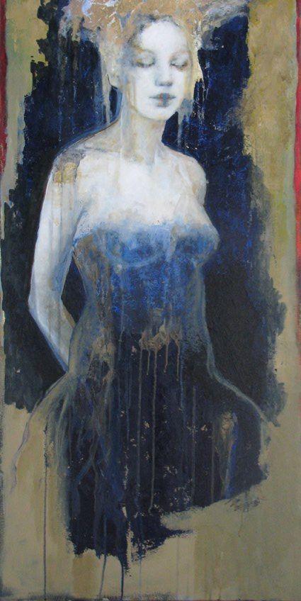 Water Joan Dumouchel Contemporary Artist Figurative