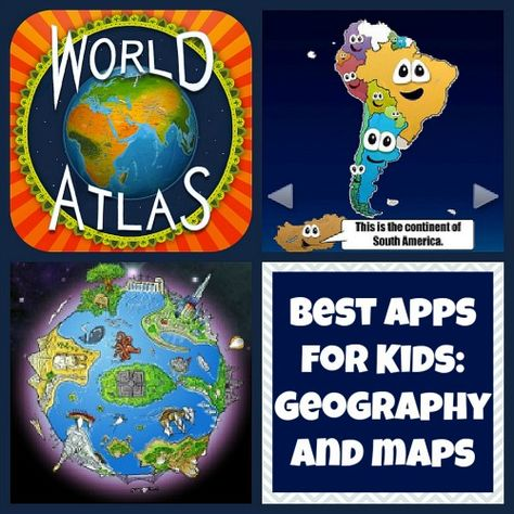Best Apps for Kids to Learn about Geography and Maps