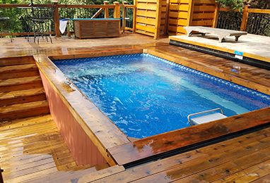 Endless Pool Cost Estimate Cost To Build Endless Pool Pool Cost Endless Pool Pool