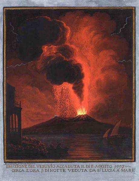 Alessandro D Anna L Er Du 8 Aout 1779 Vue De Santa Luc Jpg Comment Peindre Photos Voyages Volcan