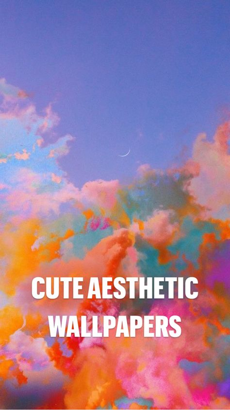 Cute aesthetic wallpapers