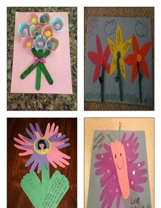 Mother S Day Crafts For Kids With Images Mothers Day Crafts