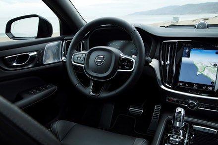 Volvo S60 Polestar >> New Volvo S60 Polestar Engineered Interior Volvo V60