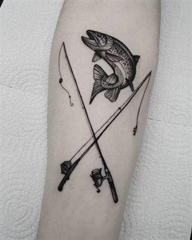 Pin On Fishing Sketch