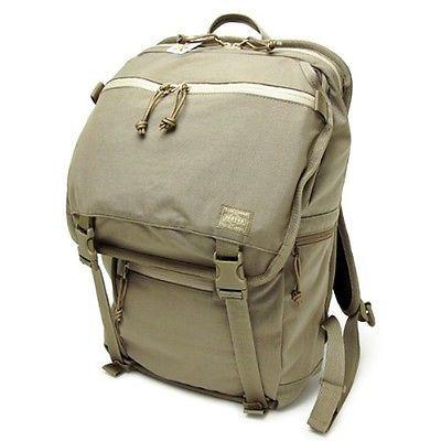24b9beaf6a9d Porter Klunkerz Backpack Day Pack Yoshida Bag Japan 568-08172 New Beige