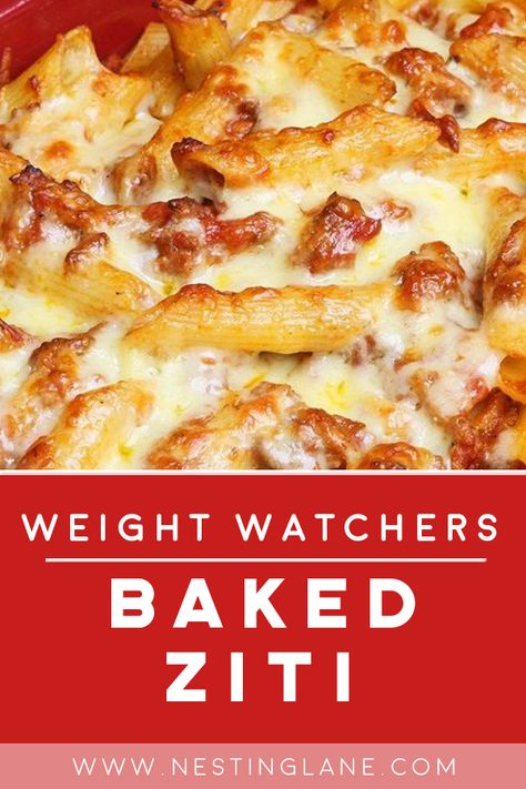 Weight Watchers Pasta, Weight Watchers Casserole, Weight Watchers Meal Plans, Weight Watchers Snacks, Weight Watcher Dinners, Weight Watchers Smart Points, Low Calorie Recipes, Ww Recipes, Dinner Recipes