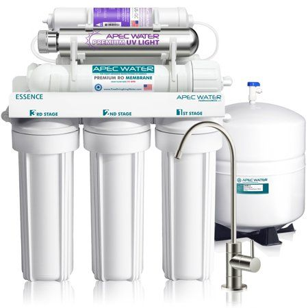 Home Improvement Reverse Osmosis Water Water Filters System Drinking Water Filter