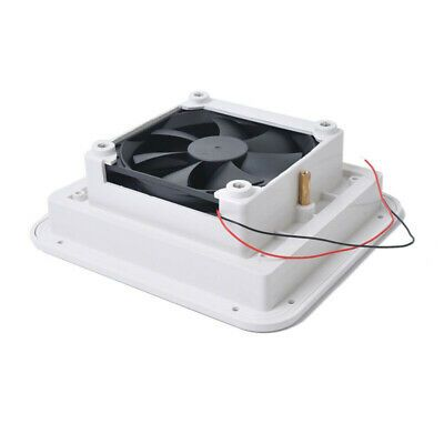 Sponsored Ebay 12v Car Air Ventilation Exhaust Fan White Part For Rv Caravan Truck Replacement Air Ventilation Fan Air Ventilation Ventilation Exhaust Fan