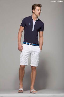 Pantalones Cortos De Hombre Moda Hombre Verano Moda Hombre Moda Casual Hombre