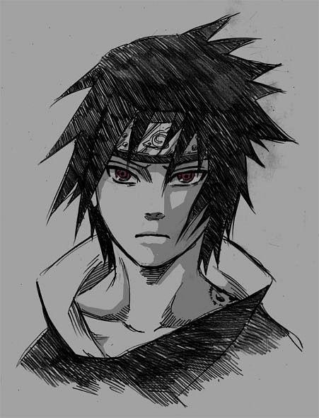 Sasuke Uchiha Naruto Naruto Anime E Desenhos