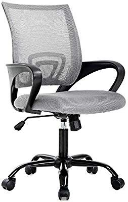 Bestoffice Ergonomic Office Desk Mesh Computer Back Support Modern Executive Adjustable Task Rolling Swiv Best Computer Chairs Chic Office Chair Computer Chair