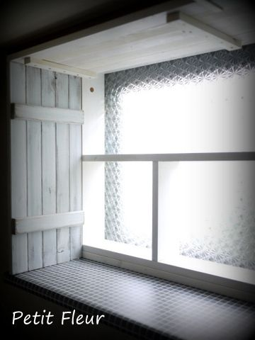 Diy キッチン出窓 作り方 キッチン Diy キッチン 出窓 出窓