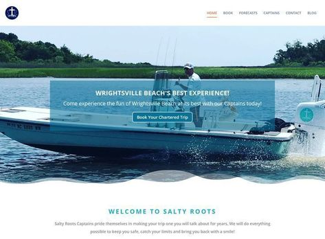 Salty Roots NC launches with custom booking service digital and email marketing  - Choose the highest level Hosting Provider for your webhosting. #hostingprovider #hostingservices -