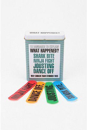 hilarious Band-aids