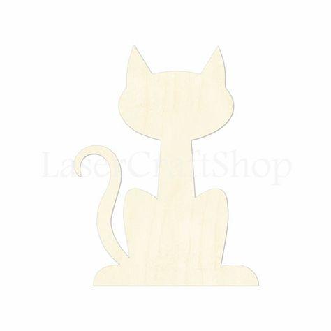 Tags Ornaments Laser Cut #1117 Silhouette Wooden Cutout Shape Anchor