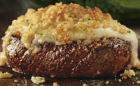 Longhorn Steakhouse Style Parmesan Crusted Topping Recipe With