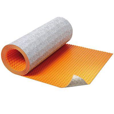 Schluter Ditra Heat Duo Matting Heated Floor Mat Heated Tile Floor House Heating