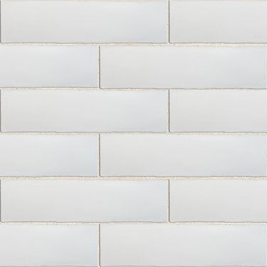 Padstow White Ceramic Wall Tile Pack Of 22 L 300mm W 75mm Ceramic Wall Tiles Wall Tiles White Ceramics