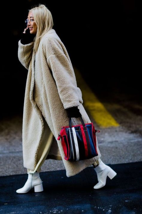 8 Street Style Ways the Oversized Coat Can Get You Through Winter