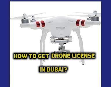 How To Get Drone License In Dubai Drone Business Dubai Drone