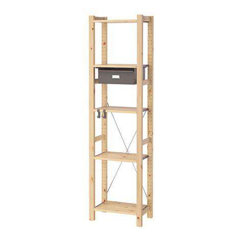 Scaffali Ikea Ivar.Mobili E Accessori Per L Arredamento Della Casa Dreaming