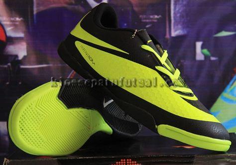 Sepatu Futsal Nike Hypervenom Green Cover Kw Super Harga 180 000